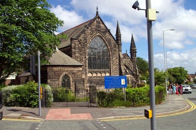 Prenton United Reformed Church