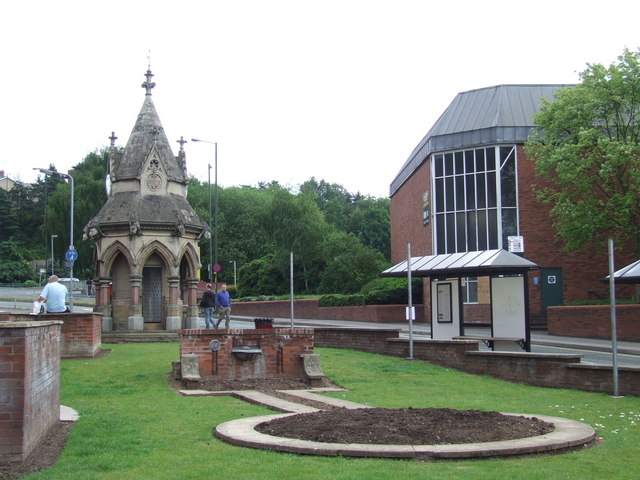Worcester Cross, Kidderminster