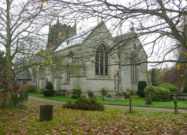 St Peter's Church, Elford