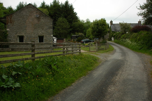 Houses at Cwmyrychen
