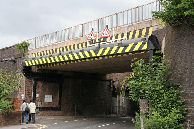 Pangbourne railway bridge