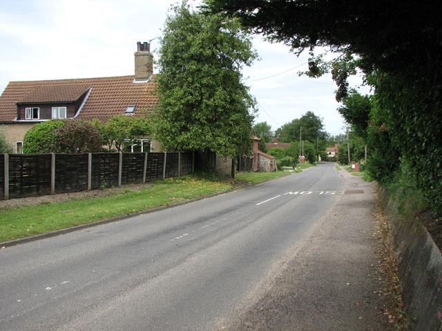 Cook Road, Holme Hale