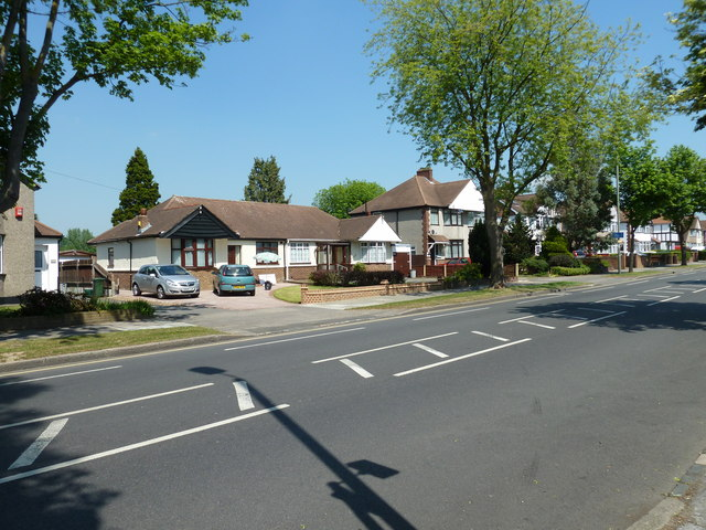 Houses in Southborough Lane