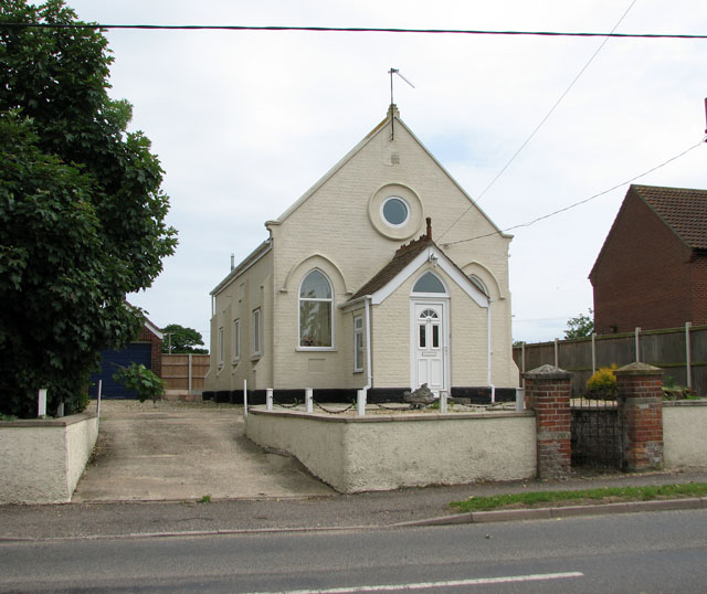 Converted chapel in Holme Hale