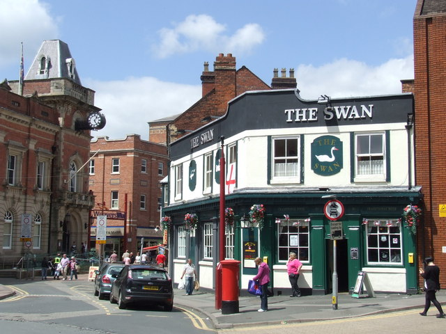 The Swan, Kidderminster