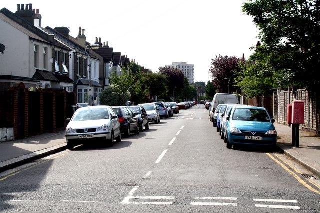 Croydon:  Stretton Road