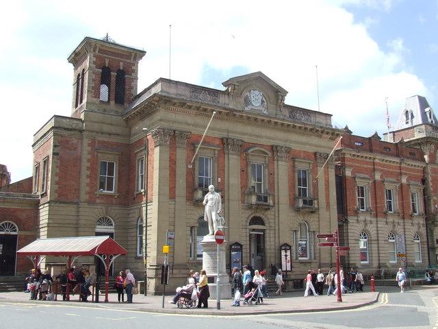 Kidderminster Town Hall