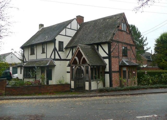 Timber-framed house, Elford