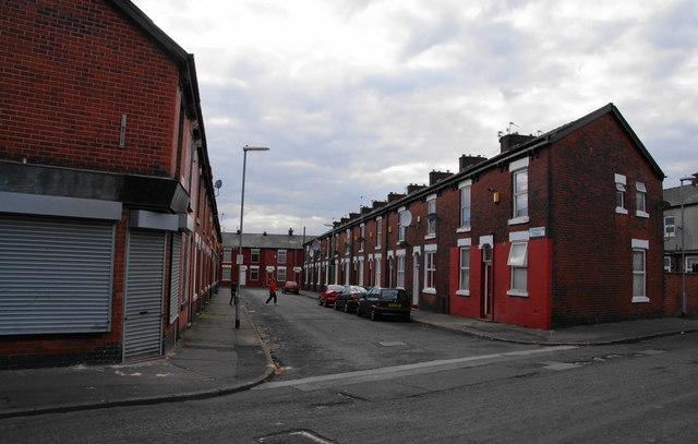 Coronation Street, Openshaw