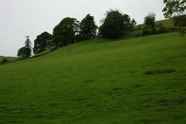 View to Penlan Farm