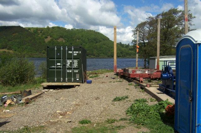 Slipway Restoration, Ullswater