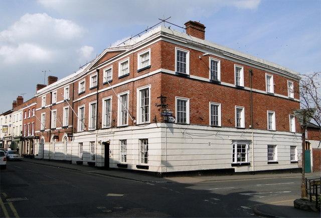 The Royal Oak Hotel, Leominster