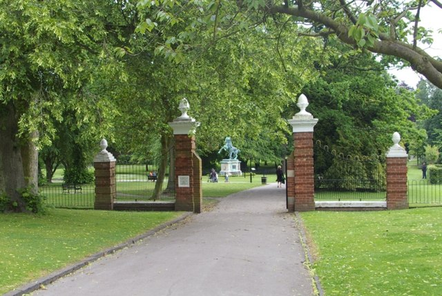 Gateway to Malvern Park