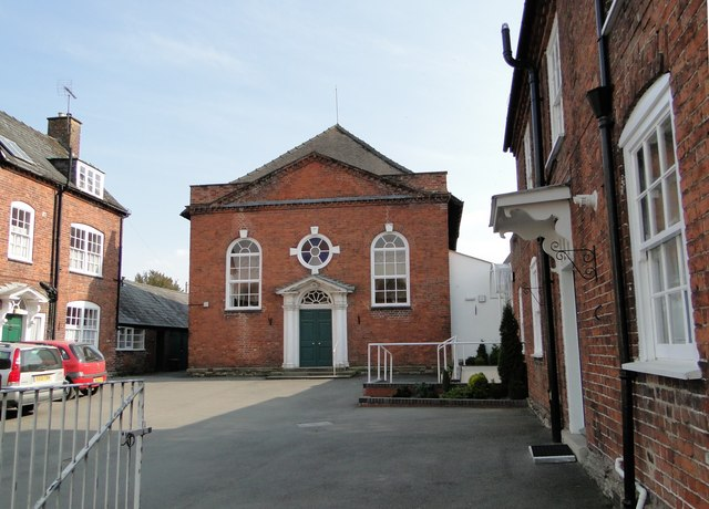 The Baptist Church, Leominster
