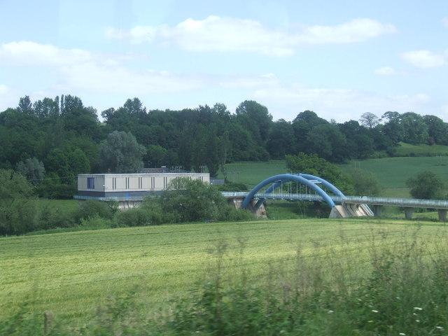Bridge near Hampton Loade