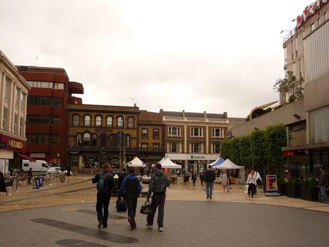 Hammersmith: Lyric Square