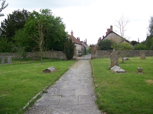 Churchyard, St Barnabas's Church