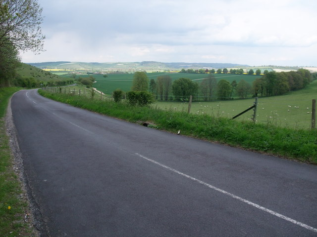 Road to East Meon
