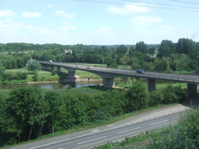Bridgnorth by-pass