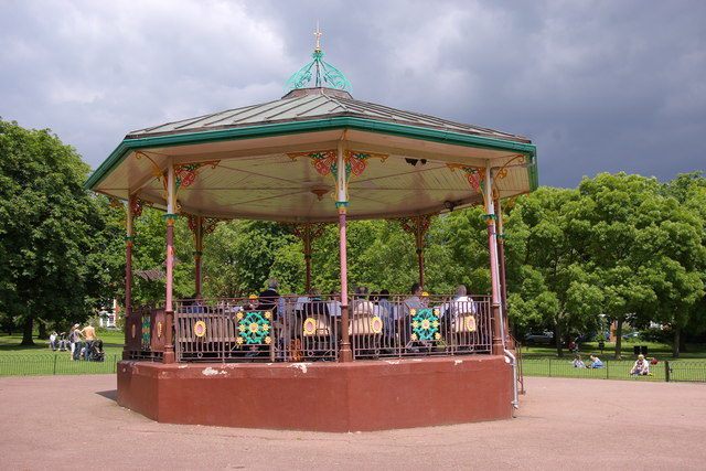 Bandstand, Queen's Park, North West London