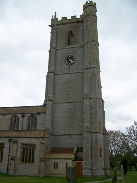 Tower, St Barnabas's Church