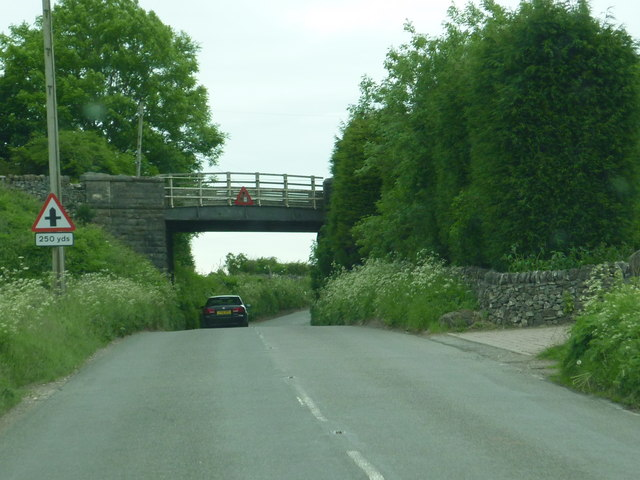 Bridge near Longcliffe