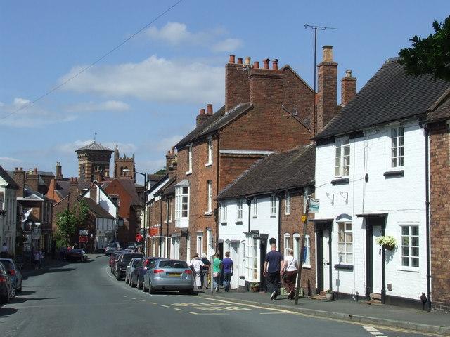 West Castle Street, Bridgnorth