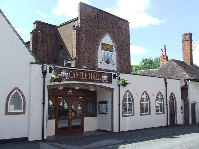 Castle Hall, Bridgnorth