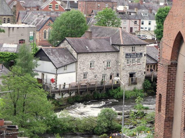 The Corn Mill, Llangollen