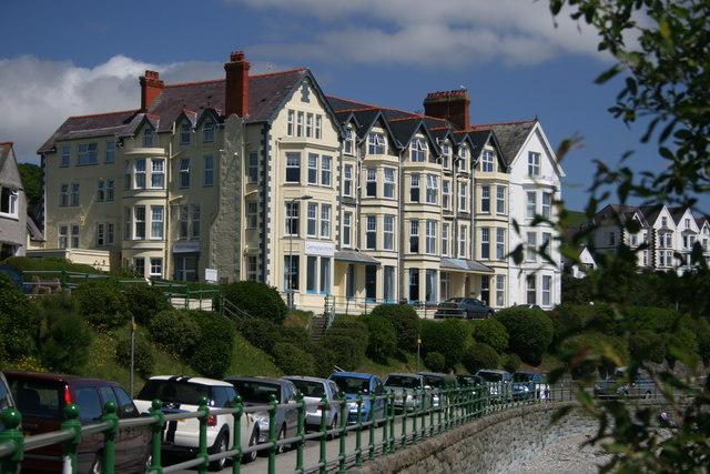 Caerwylan Hotel Criccieth