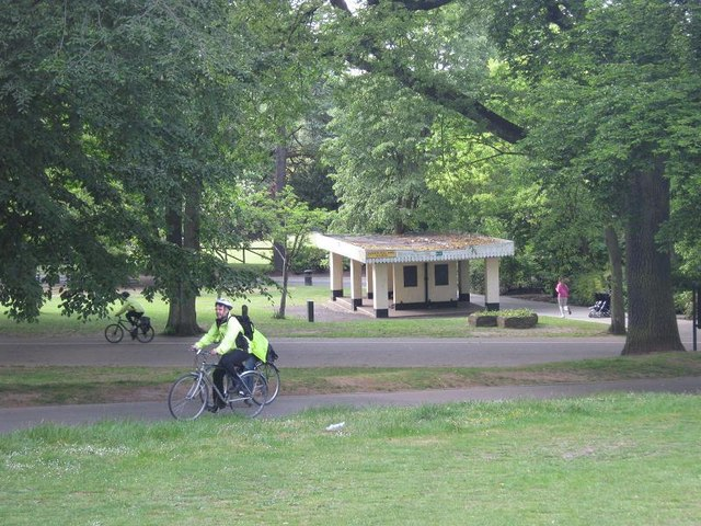 Cannon Hill Park Station