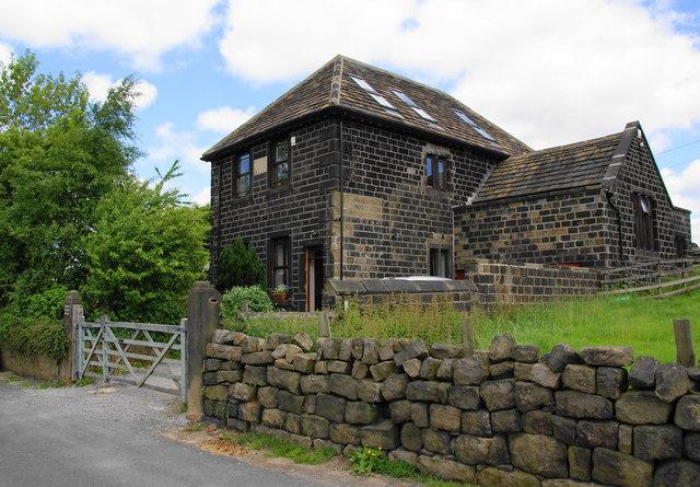 The Old Sunday School, Mankinholes