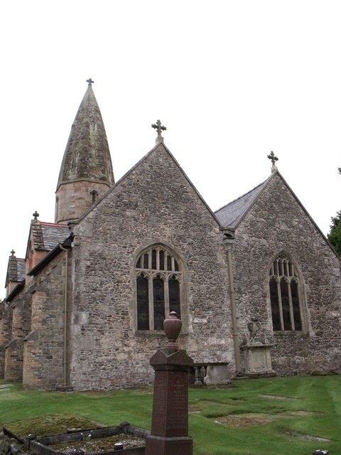 St. Michael's,Llanyblodwel, Shropshire