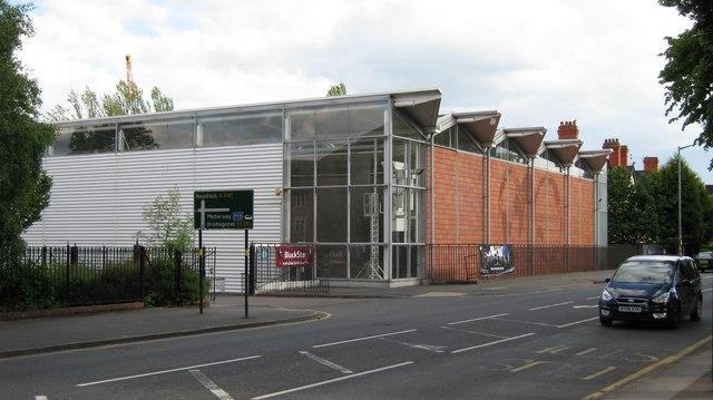 Cricket Training Academy, Birmingham