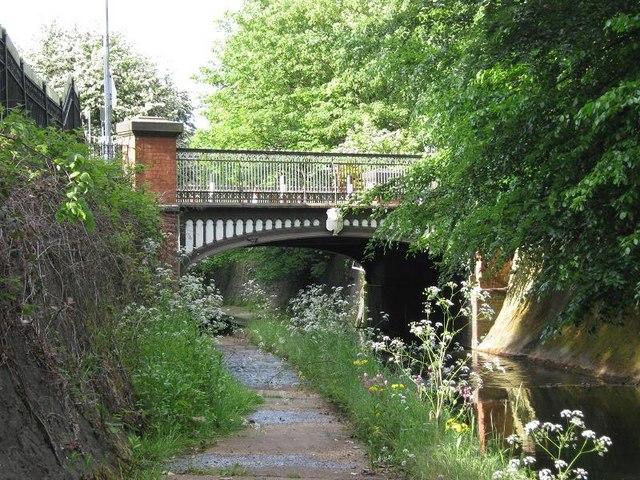 Edgbaston Road, River Rea