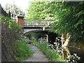 SP0684 : Edgbaston Road, River Rea by Michael Westley