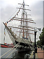 ST1974 : The Stavros S Niarchos, Roath Dock - Cardiff : Week 24