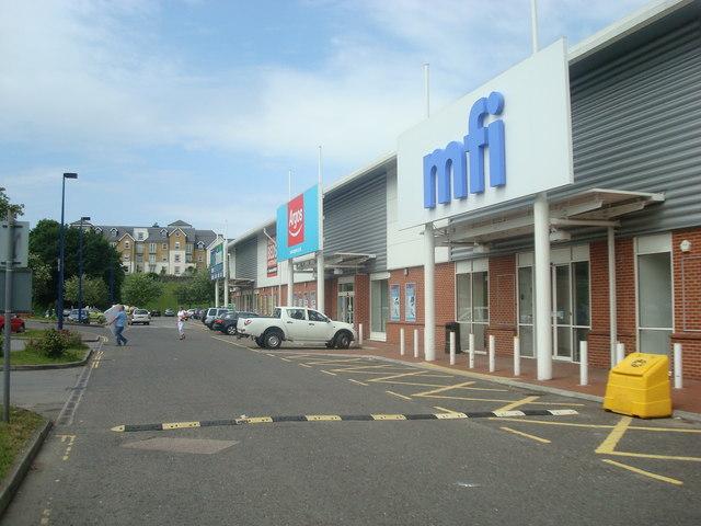 Maidstone Retail Park