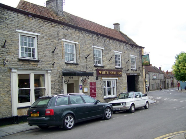 The White Hart, Somerton