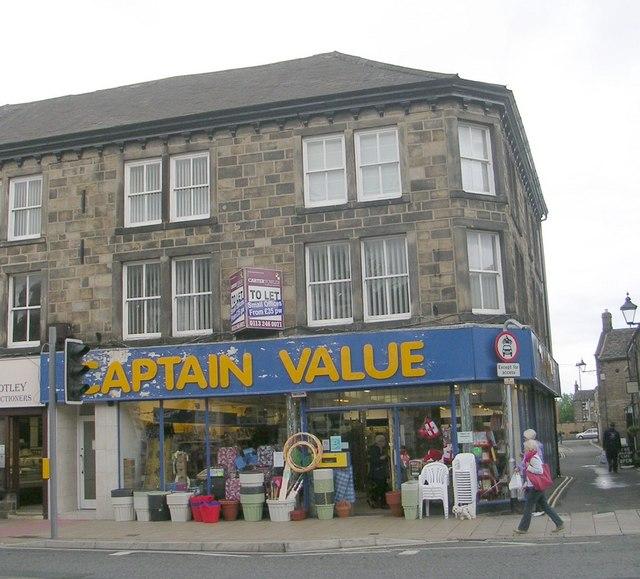 Captain Value - Kirkgate