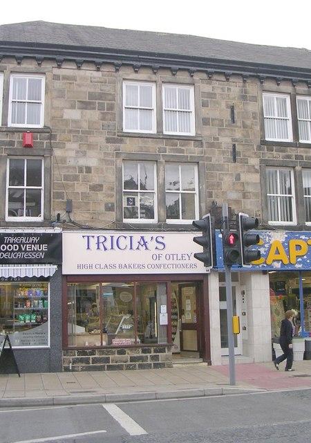 Tricia's of Otley - Kirkgate