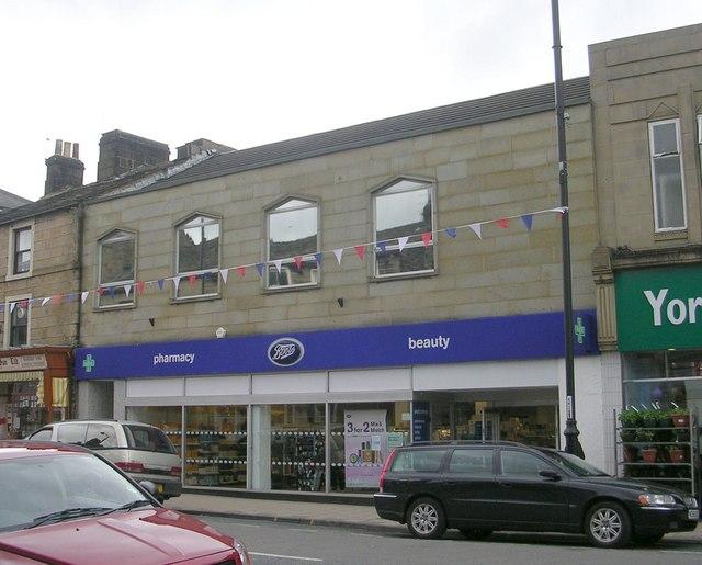 Boots pharmacy - Kirkgate