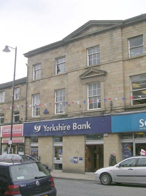 Yorkshire Bank - Kirkgate
