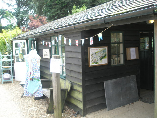 Stansted House Craft Shop