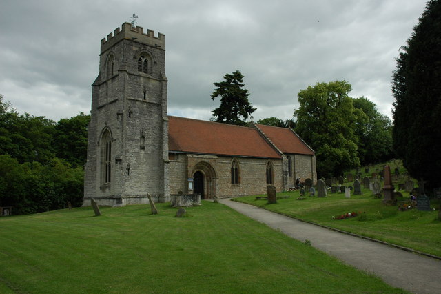 Beaudesert Church