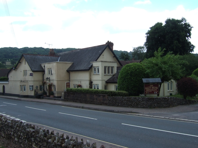 The Salty Monk Restaurant, Sidford