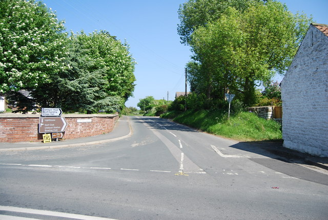 B1255 and B1259 junction