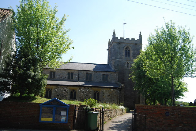 St Oswald's Church, Flamborough