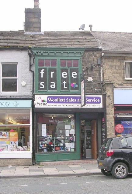 Woollett Sales & Service - Kirkgate