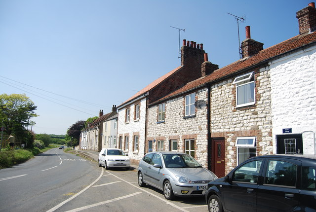 Terraced Cottages, Crofts Hill